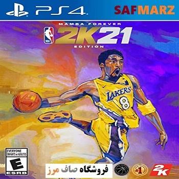 NBA 2K21-PS4-safmarz
