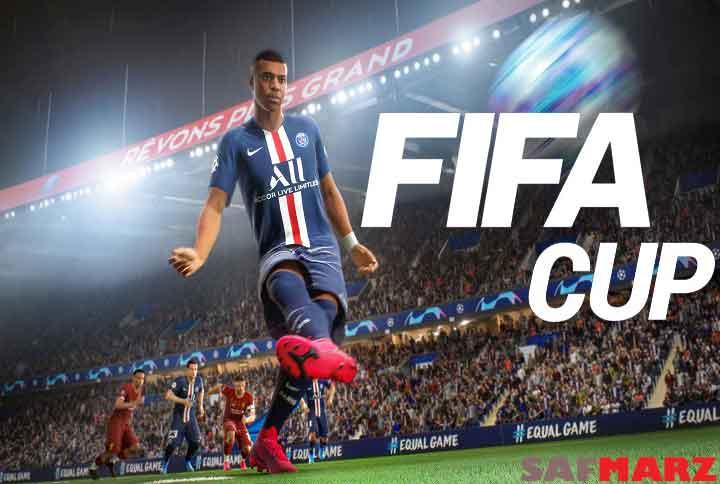 مسابقات آنلاین فوتبال فیفا FIFA