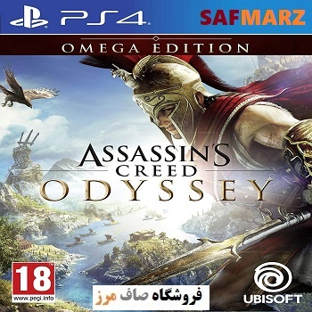 Assassins Creed Odyssey-PS4-Safmarz