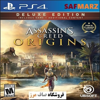 Assassin's Creed Origins-PS4-Safmarz