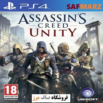 Assassin's Creed Unity-PS4-Safmarz