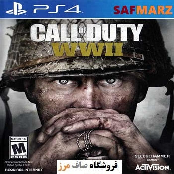 Call of Duty WWII-PS4-Safmarz