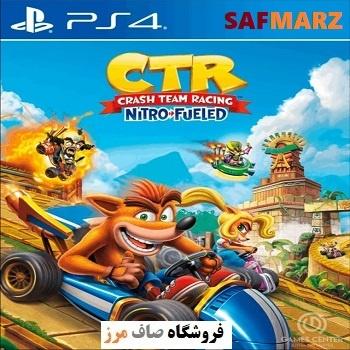 Crash Team Racing Nitro-Fueled-PS4-Safmarz