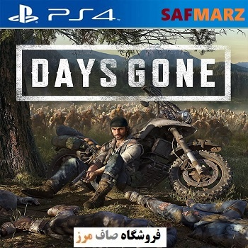 Days Gone-PS4-Safmarz
