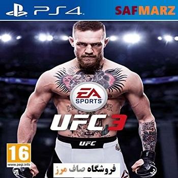 EA Sports UFC 3 PS4-SAFMARZ