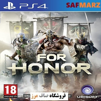 For Honor-PS4-Safmarz