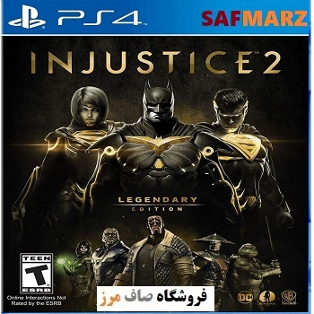 Injustice 2 Legendary Edition-PS4-safmarz
