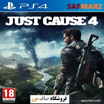 Just Cause PS4-SAFMARZ