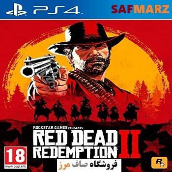 Red Dead Redemption 2-PS4-safmarz