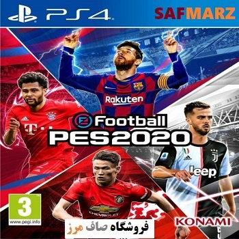 eFootball PES 2020-PS4-Safmarz